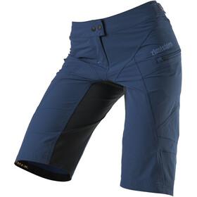 Zimtstern Startrackz Evo Shorts Dames, french navy/pirate black